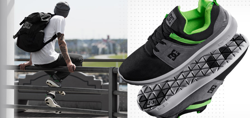 Акции DC Shoes в Реутове